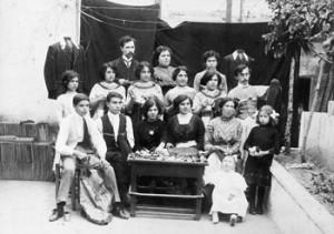 OFI/LLU. 1900-01. COSIDOR DE CAN RAFAEL SASTRE. PALMIRA CALVET.